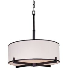 Inque 4 - Light Entry Foyer Pendant