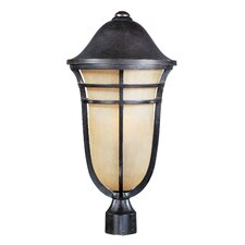 <strong>Maxim Lighting</strong> Westport VX ES 1 Light Outdoor Post Lantern