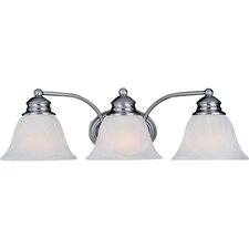 <strong>Maxim Lighting</strong> Malibu 3 Light Bath Vanity Light