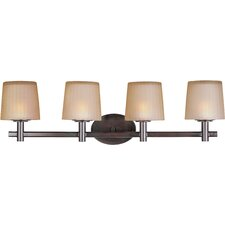 <strong>Maxim Lighting</strong> Finesse 4 Light Bath Vanity Light