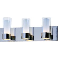 Silo 3 Light Bath Vanity Light