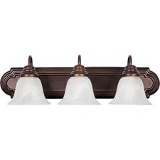 Essentials ES 3 Light Bath Vanity Light