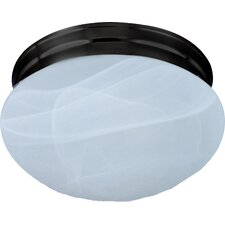 Essentials ES 2 Light Flush Mount