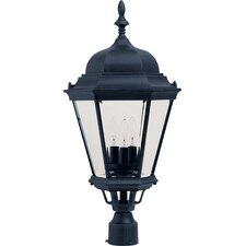 Westlake 3 Light Outdoor Post Lantern
