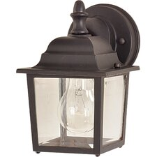 <strong>Maxim Lighting</strong> Side Door Outdoor Wall Lantern