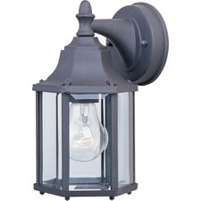 Side Door Small Outdoor Wall Lantern