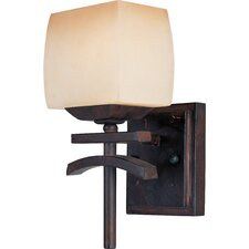 Asiana 1 Light Wall Sconce