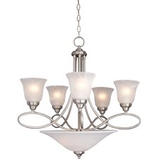 Nova 7 Light Chandelier