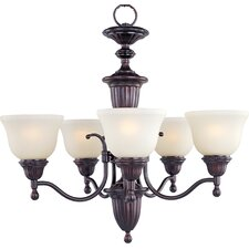 Collinsford 5 - Light Single - Tier Chandelier