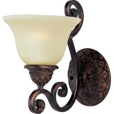 <strong>Maxim Lighting</strong> Symphony 1 Light Wall Sconce