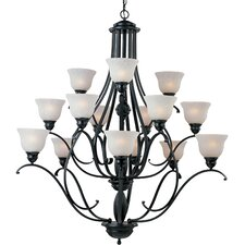 Rytmo 15 - Light Multi - Tier Chandelier