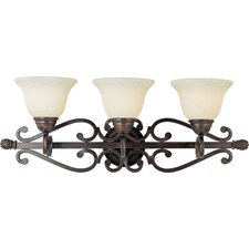 <strong>Maxim Lighting</strong> Manor 3 Light Vanity Light