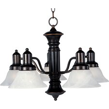 Newburg 5 Light Chandelier