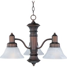 Newburg 3 Light Mini Pendant