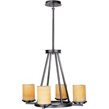 Songo 4 - Light Single - Tier Chandelier