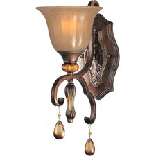 Dresden 1 Light Wall Sconce