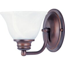 Malibu 1 Light Wall Sconce