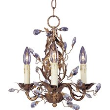 Avenida 3 - Light Mini Chandelier