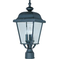 Builder Cast 1 Light Outdoor Post Lantern