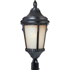 Odessa DC 1 Light Small Outdoor Post Lantern