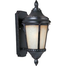 Odessa DC Small Outdoor Wall Lantern