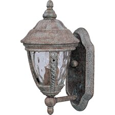<strong>Maxim Lighting</strong> Whittier DC Small Outdoor Wall Lantern