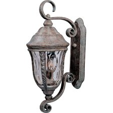 Whittier DC Outdoor Wall Lantern