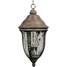 <strong>Maxim Lighting</strong> Whittier DC 3 Light Outdoor Hanging Lantern