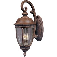 Knob Hill DC Outdoor Wall Lantern