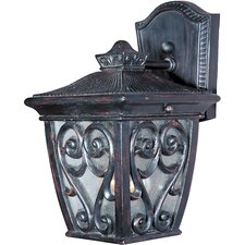 <strong>Maxim Lighting</strong> Newbury VX Outdoor Wall Lantern