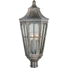 Beacon Hill VX 3 Light Outdoor Post Lantern