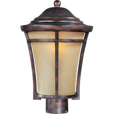 Balboa VX 1 Light Outdoor Post Lantern