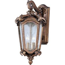 Bastille VX 2 Light Outdoor Wall Sconce
