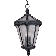 Essex VX 3 Light Outdoor Hanging Lantern