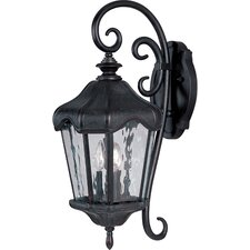Garden VX Outdoor Wall Lantern