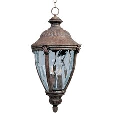 <strong>Maxim Lighting</strong> Morrow Bay VX 3 Light Outdoor Hanging Lantern