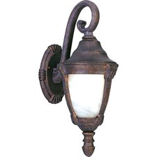 <strong>Maxim Lighting</strong> Wakefield DC Small Outdoor Wall Lantern with Arm