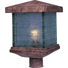 Triumph VX 1 Light Outdoor Post Lantern