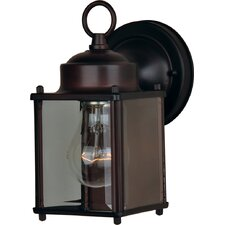 <strong>Maxim Lighting</strong> Side Door Small Outdoor Wall Lantern