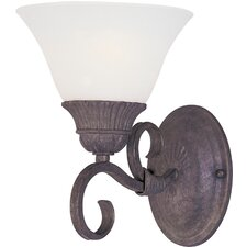 <strong>Maxim Lighting</strong> Canyon Rim 1 Light Wall Sconce