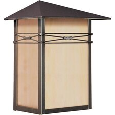 Taliesin Tall Outdoor Wall Lantern