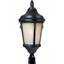 Odessa ES 1 Light Small Outdoor Post Lantern