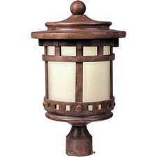 Santa Barbara ES 1 Light Post Lantern