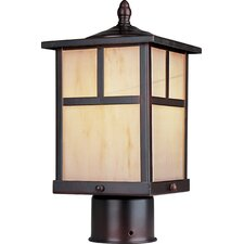 Craftsman 1 Light Outdoor Post Lantern