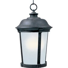 Lagos 1 - Light Outdoor Hanging Lantern