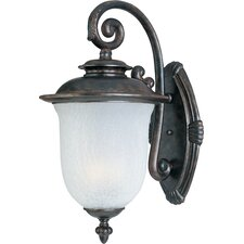 <strong>Maxim Lighting</strong> Cambria EE 1 Light Outdoor Wall Lighting
