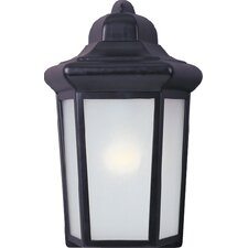 <strong>Maxim Lighting</strong> Side Door Large Outdoor Wall Lantern