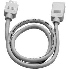 """Wellview M X - X12 MXInterLink3 24"""" Interlink Cord in White"""