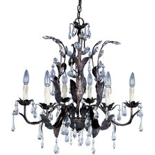 Ojos 6 - Light Single - Tier Chandelier