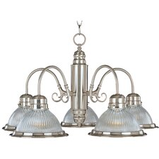 <strong>Maxim Lighting</strong> Builder Basics Downlight Chandelier